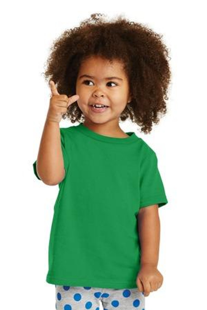Toddler Core Cotton Tee