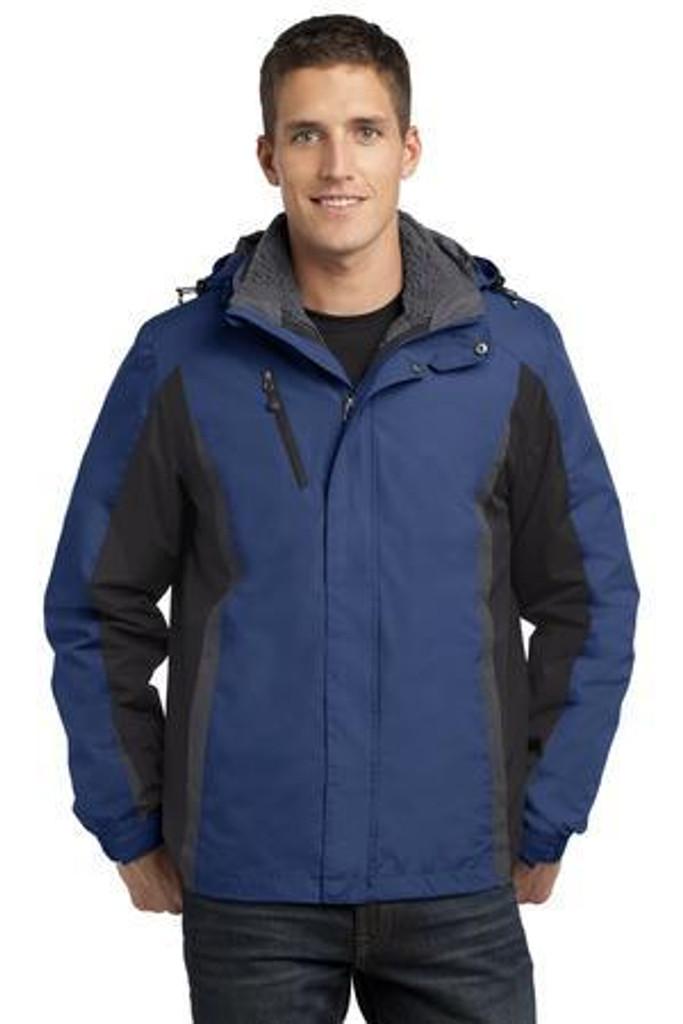 Colorblock 3-in-1 Jacket