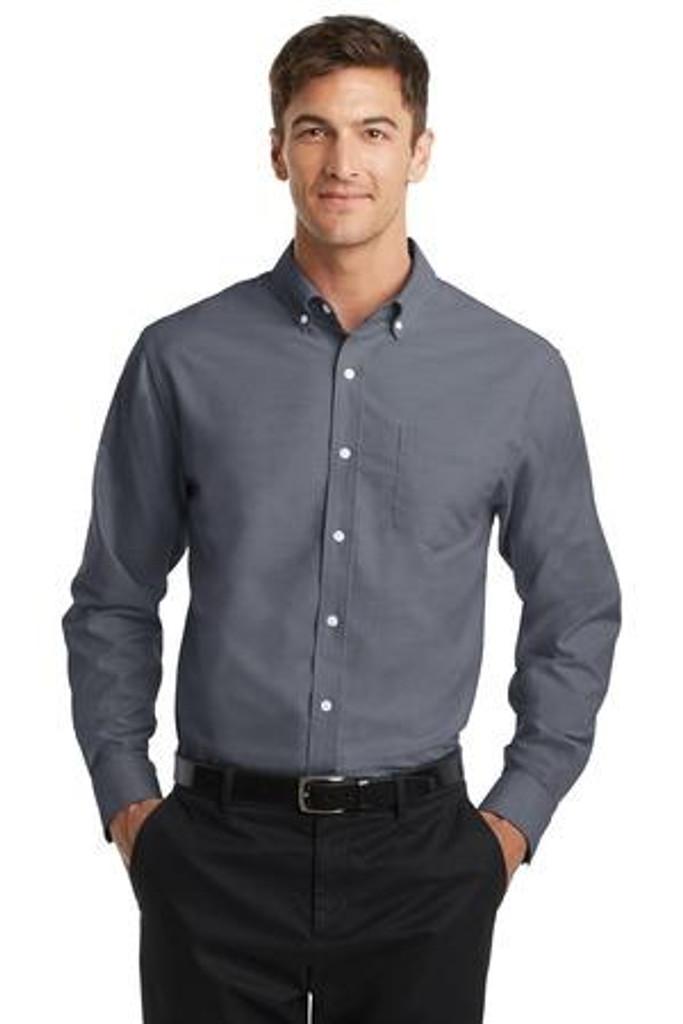 Tall SuperPro Oxford Shirt