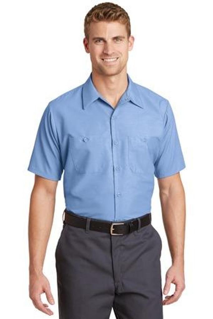 Short Sleeve Industrial Work Shirt