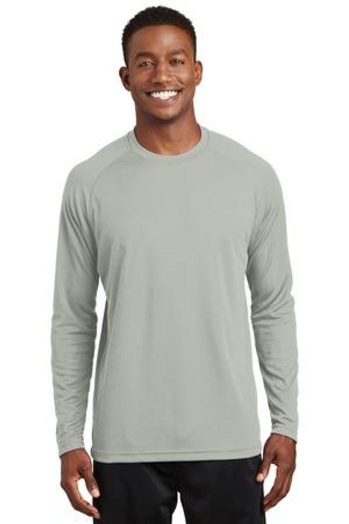 Dry Zone Long Sleeve Raglan T-Shirt