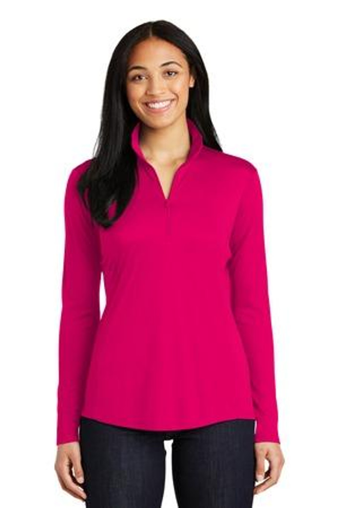 Ladies  Competitor 1/4-Zip Pullover