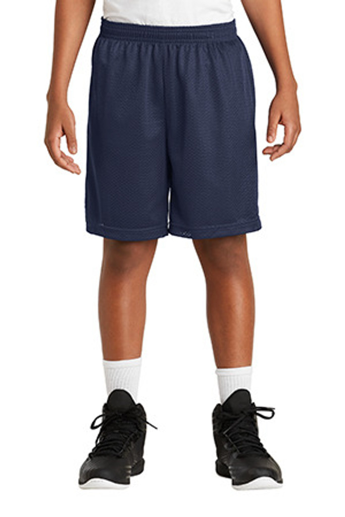 Youth  Classic Mesh Short