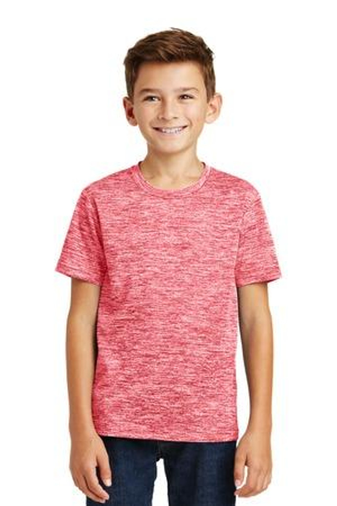 Youth  Electric Heather Tee