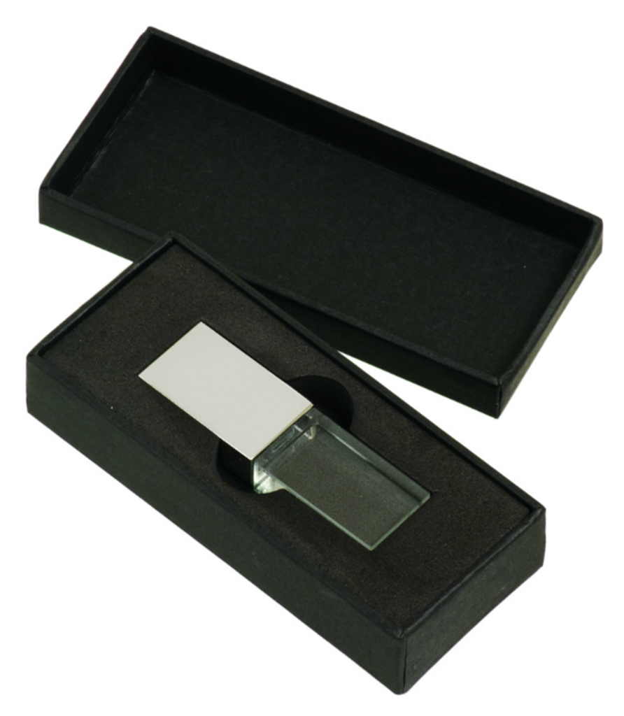 GB Glass USB Flash Drive