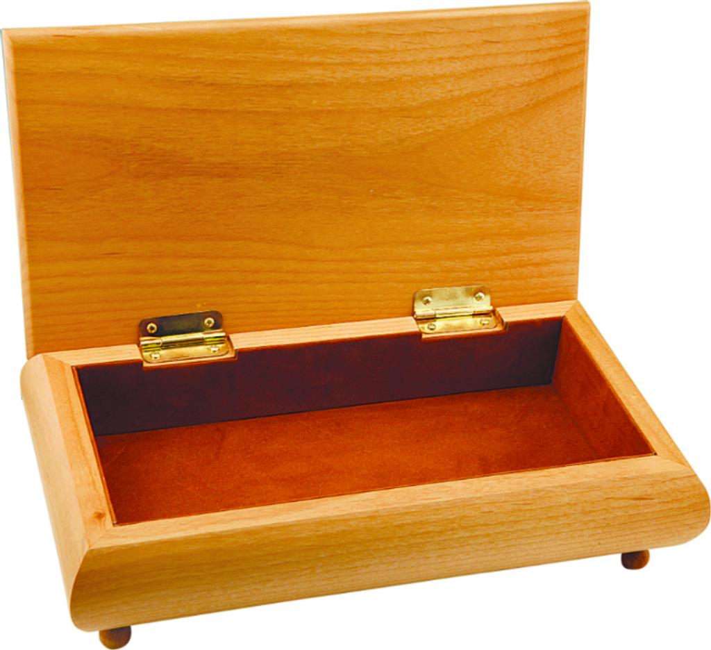 Genuine Red Alder Gift Box