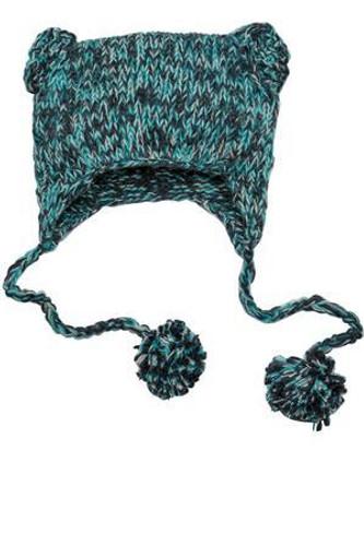 Hand Knit Cat-Eared Beanie
