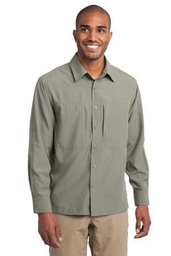Long Sleeve Performance Travel Shirt
