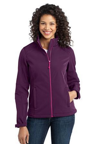 Ladies Traverse Soft Shell Jacket