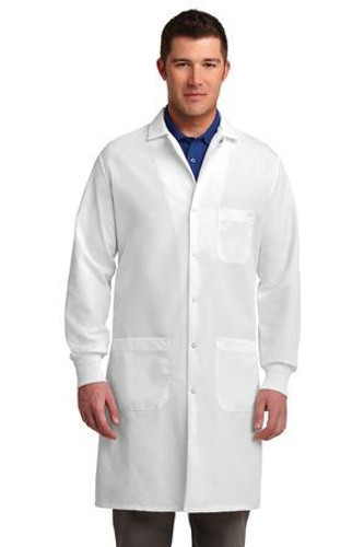 Specialized Cuffed Lab Coat
