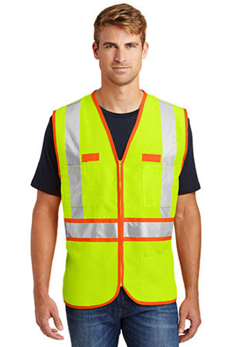 ANSI 107 Class 2 Dual-Color Safety Vest