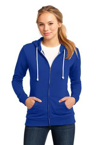 Juniors Core Fleece Full-Zip Hoodie