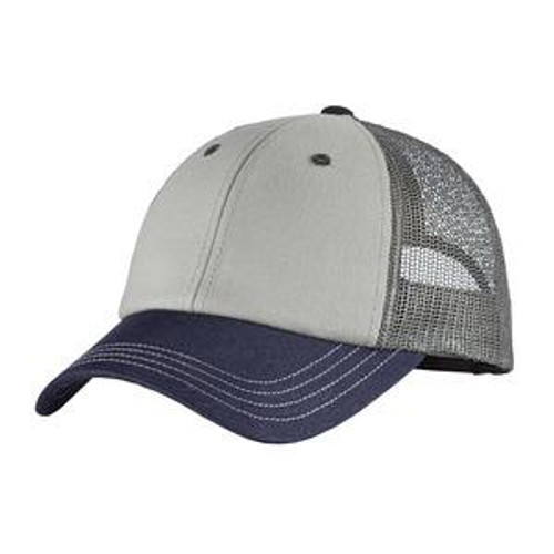 Tri-Tone Mesh Back Cap