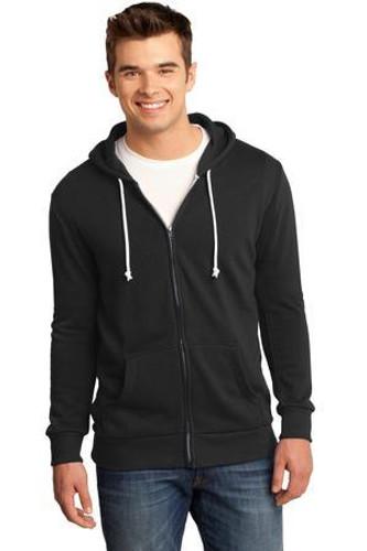 Young Mens Core Fleece Full-Zip Hoodie