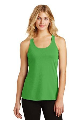 Ladies 60/40 Gathered Racerback Tank