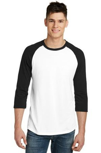Young Mens Very Important Tee 3/4-Sleeve Raglan
