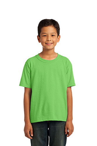 Youth HD Cotton 100% Cotton T-Shirt