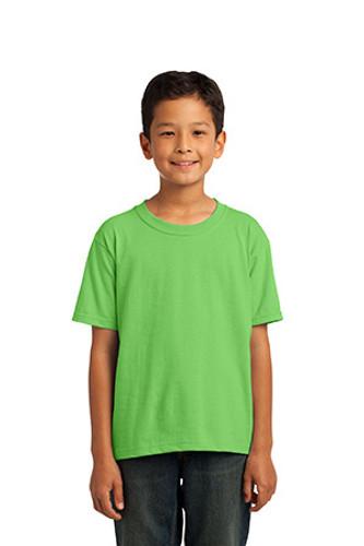 Youth HD Cotton 100% Cotton T-Shirt