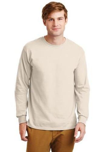 Ultra Cotton 100% Cotton Long Sleeve T-Shirt