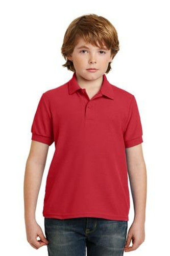 Youth DryBlend 6-Ounce Double Pique Sport Shirt