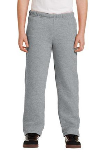 Youth Heavy Blend Open Bottom Sweatpant