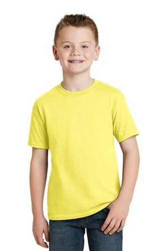 Youth EcoSmart 50/50 Cotton/Poly T-Shirt