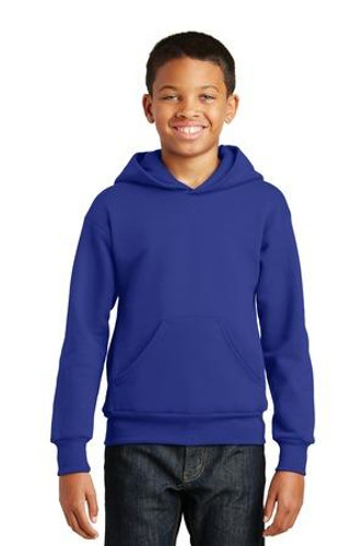 Youth EcoSmart Pullover Hooded Sweatshirt