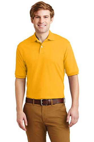 SpotShield 56-Ounce Jersey Knit Sport Shirt