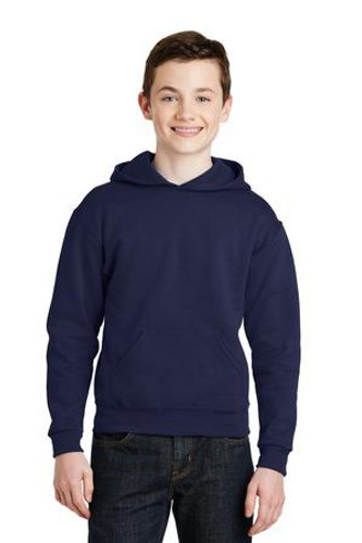 Youth NuBlend Pullover Hooded Sweatshirt