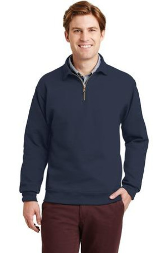 NuBlend - 1/4-Zip Sweatshirt with Cadet Collar