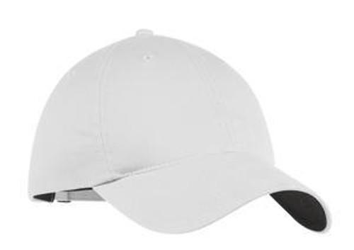 Unstructured Twill Cap