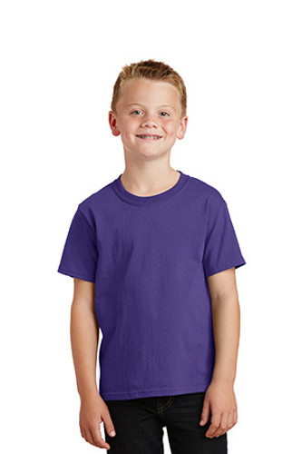 Youth Core Cotton Tee