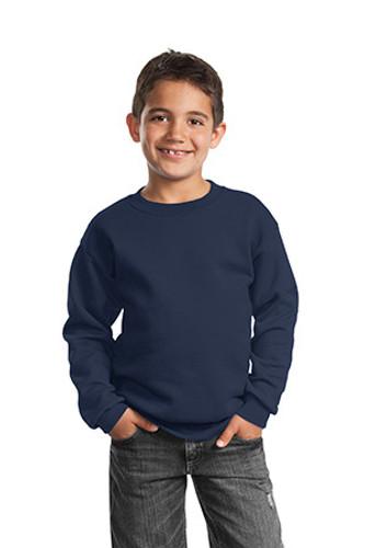 Youth Core Fleece Crewneck Sweatshirt