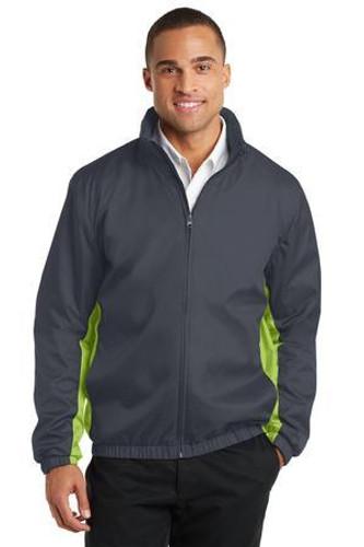 Core Colorblock Wind Jacket