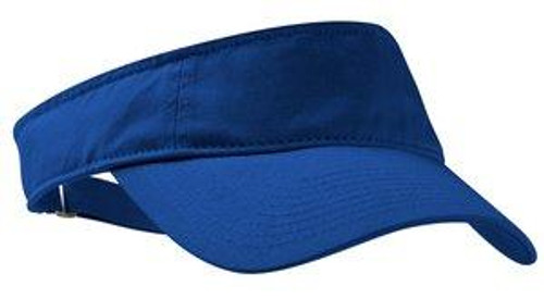 Washed Cotton Fashion Visor