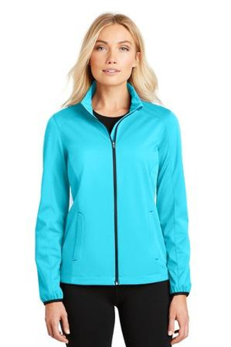 Ladies Active Soft Shell Jacket