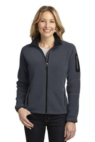 Ladies Enhanced Value Fleece Full-Zip Jacket