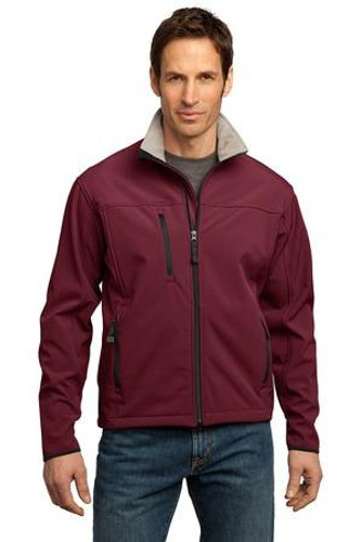 Tall Glacier Soft Shell Jacket