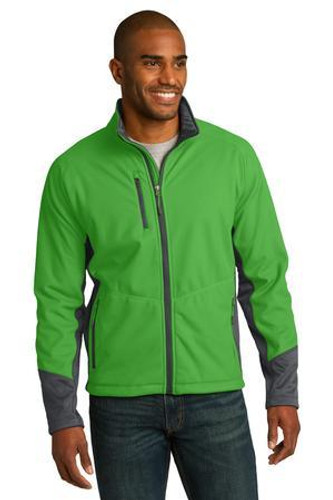 Vertical Soft Shell Jacket