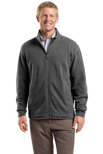 Sweater Fleece Full-Zip Jacket