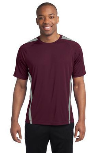 Colorblock  Competitor Tee