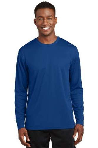 Dri-Mesh Long Sleeve T-Shirt