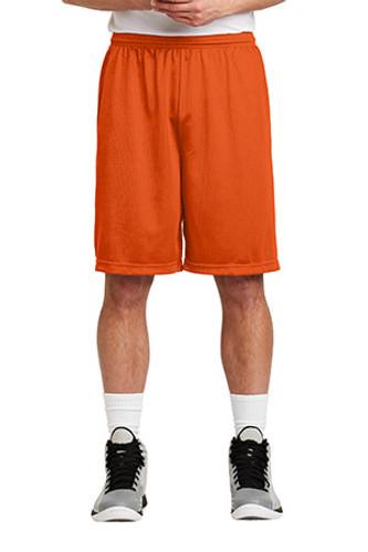 Long  Classic Mesh Short