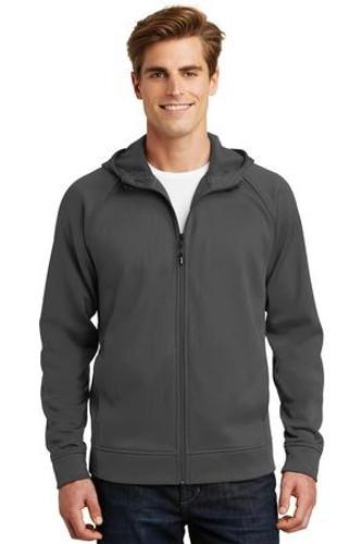 Rival Tech Fleece Full-Zip Hooded Jacket