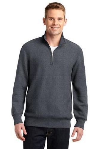 Super Heavyweight 1/4-Zip Pullover Sweatshirt