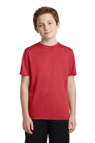 Youth Heather Contender Tee