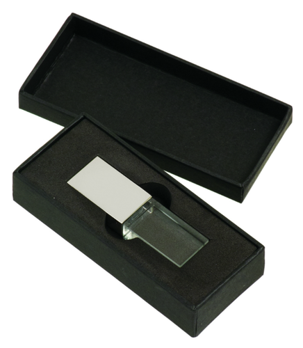 GB Glass USB Flash Drive