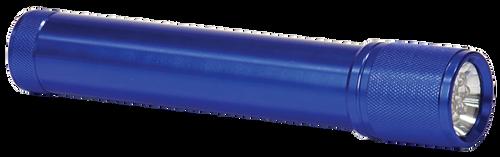 Blue 7-LED Flashlight