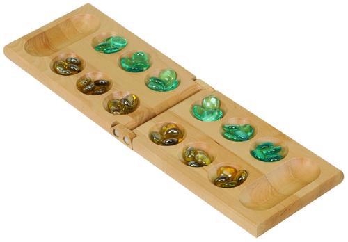 Mancala Game Gift Set