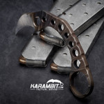 RS Knifeworks Scorched Karambit